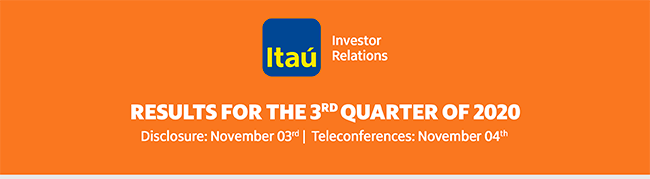 Itaú Unibanco - Conference Call Invite